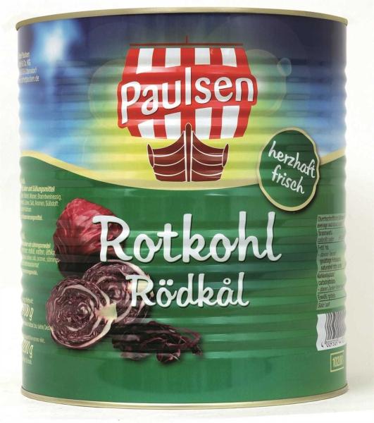 Rotkohl Zucker&Süßstoff 10.200 ml