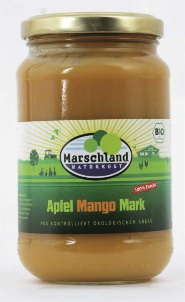 Bio-Apfel-Mangomark 370 ml