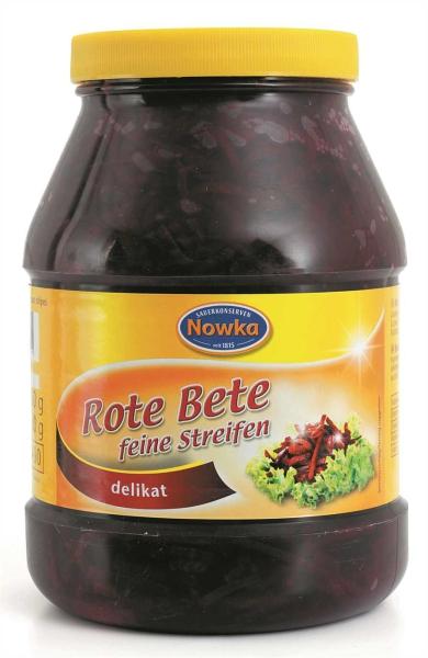 Rote Bete, Streifen 2.400 ml