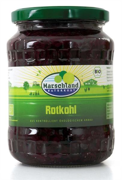 Bioland Bio-Rotkohl 720 ml