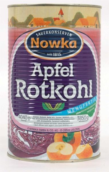 Apfel-Rotkohl 4.250 ml