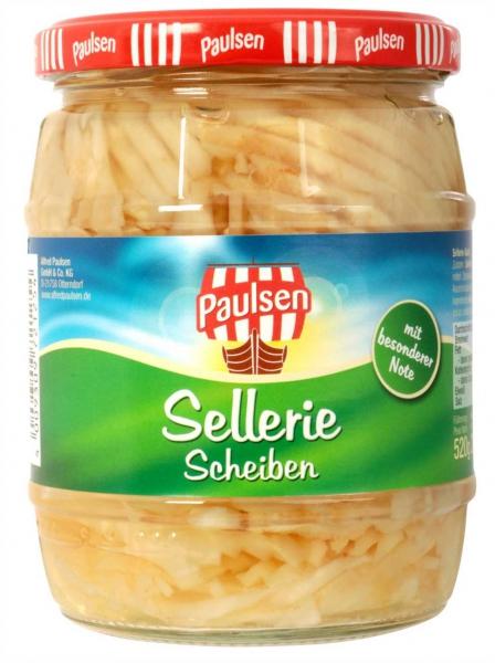 Selleriesalat Scheiben 580 ml