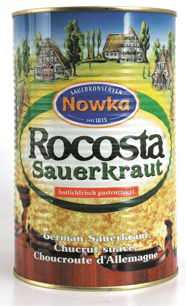 Rocosta Sauerkraut 4.250 ml