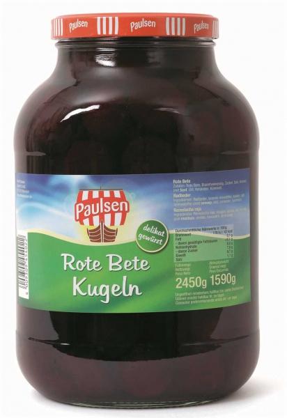 Rote-Bete Kugeln 2.650 ml