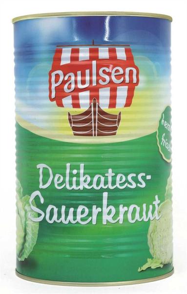 Sauerkraut 4.250 ml