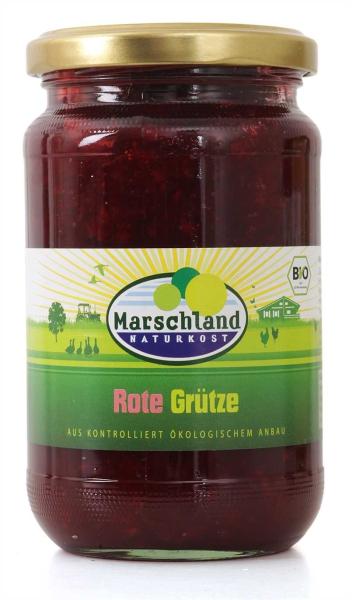 Bio-Rote Grütze 370 ml