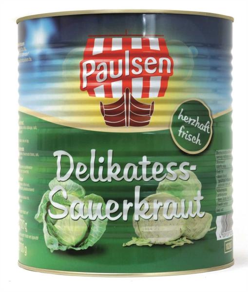 Sauerkraut 10.200 ml