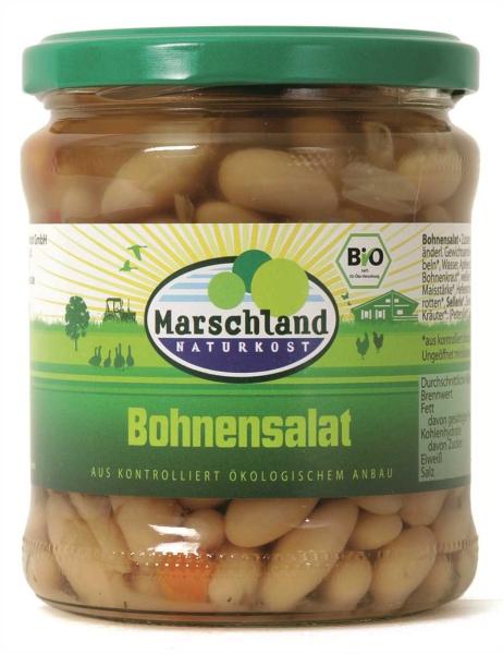 Bio-Bohnensalat 370 ml