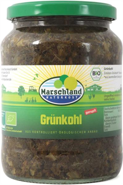 Bioland Bio-Grünkohl 720 ml