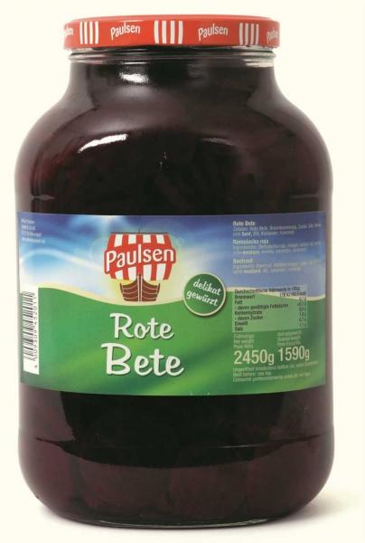 Rote-Bete Scheiben 2.650 ml