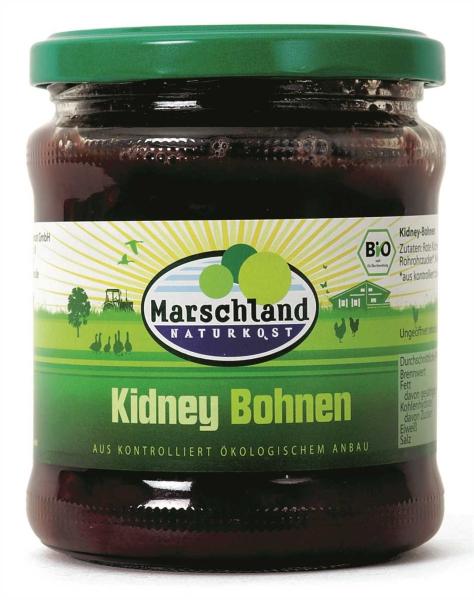 Bio-Kidneybohnen 370 ml