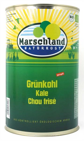 Bio-Grünkohl 4.250 ml