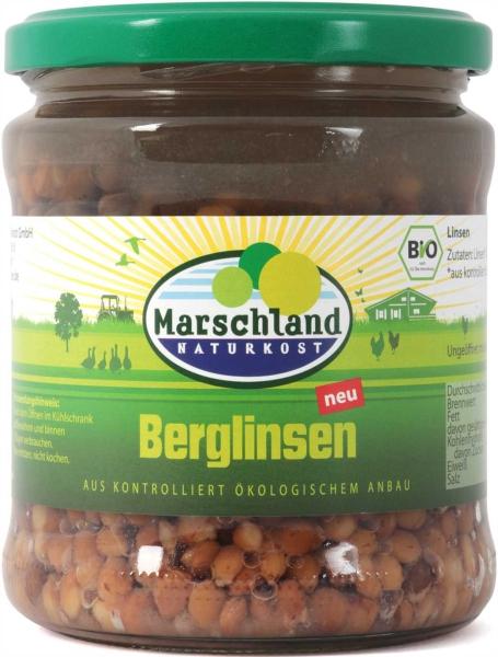 Bio-Berglinsen 370 ml