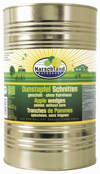 Bio-Dunstapfelschnitten 4.250 ml