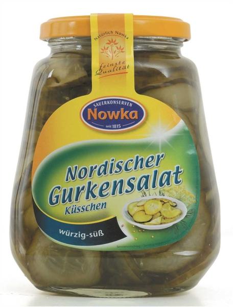 Nordischer Gurkensalat 580 ml