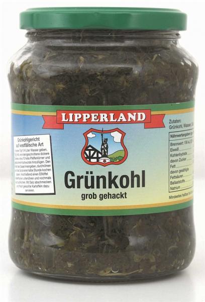 Grünkohl grob gehackt 720 ml
