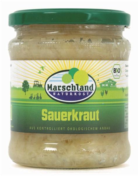 Bioland Bio-Sauerkraut 370 ml