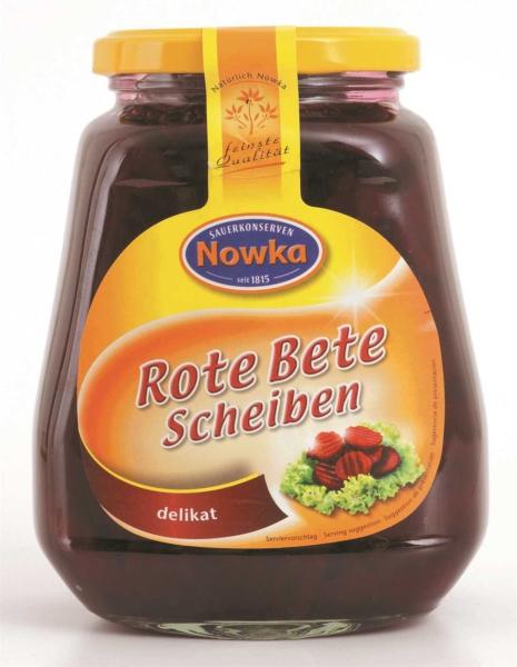 Rote Bete Scheiben 580 ml