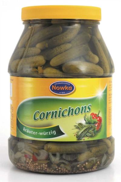 Cornichons 2.400 ml