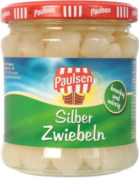 Silberzwiebeln 370 ml
