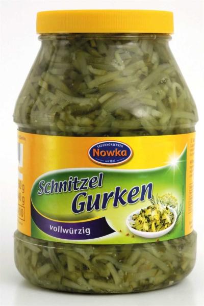 Schnitzelgurken 2.400 ml