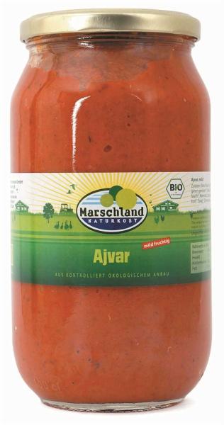 Bio-Ajvar mild 1.000 ml
