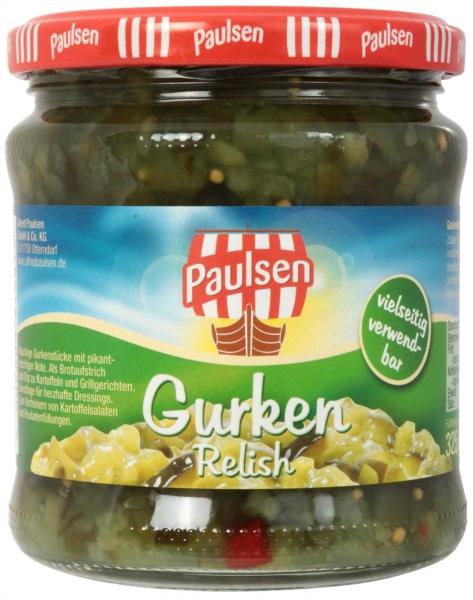 Gurken-Relish 370 ml