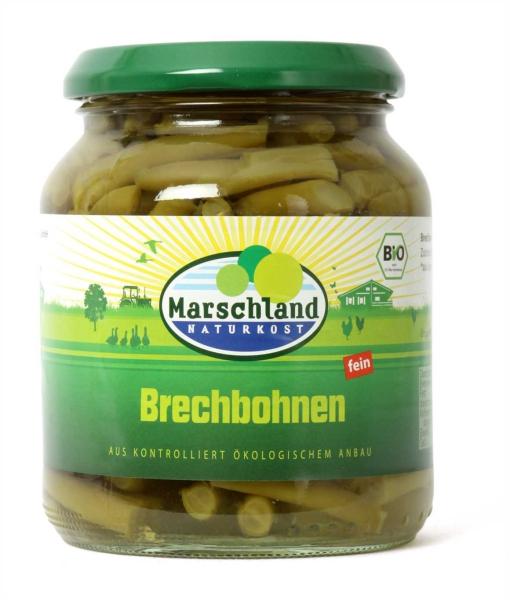 Bio-Grüne Brechbohnen 370 ml