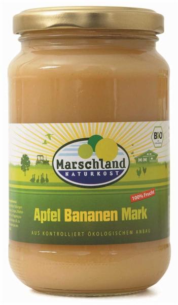 Bio-Apfel-Bananenmark 370 ml