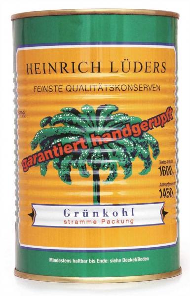Grünkohl handgerupft 1.700 ml