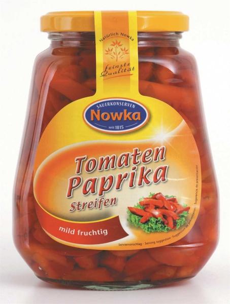 Tomatenpaprika Streifen 580 ml