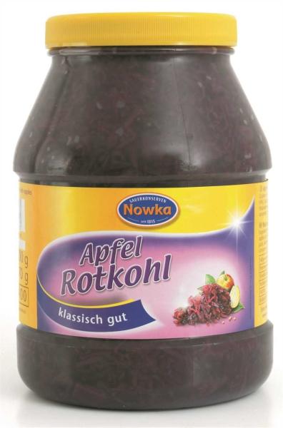 Apfel Rotkohl 2.400 ml