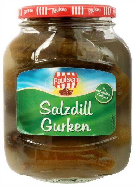 Salzgurken 720 ml