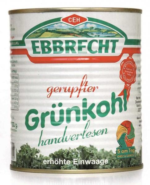 Grünkohl 850 ml