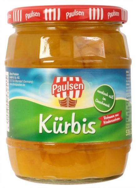 Kürbis 580 ml
