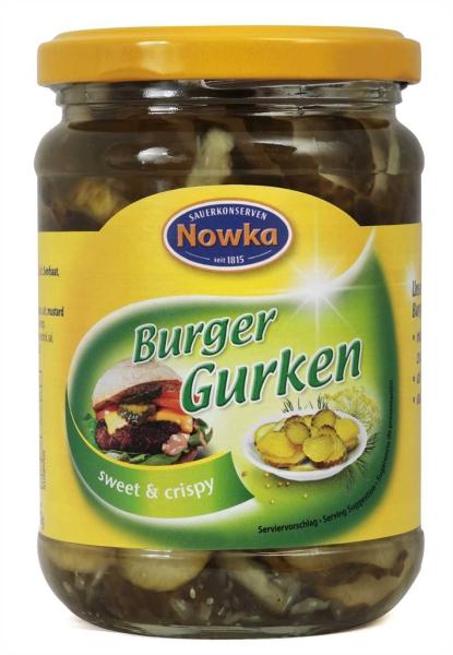 Burger Gurken 370 ml