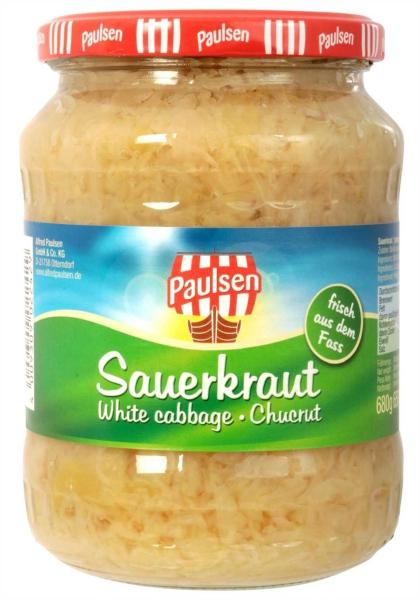 Sauerkraut 720 ml