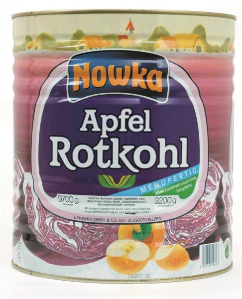 Apfel-Rotkohl 10.200 ml