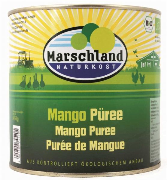Bio-Mangopüree 2.650 ml