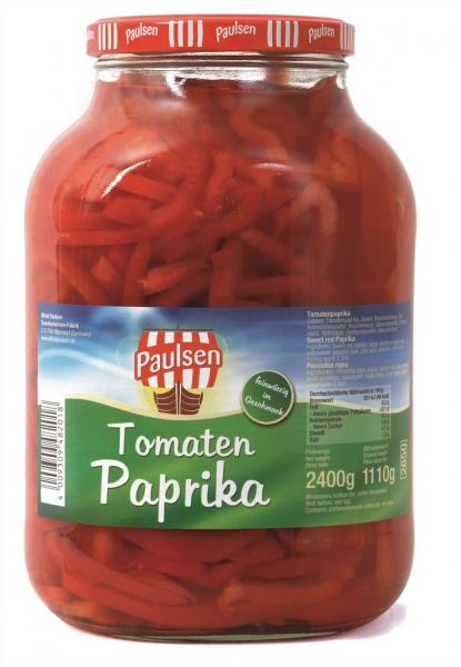 Tomatenpaprika Streifen 2.650 ml