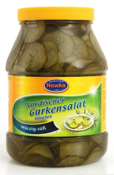 Nordischer Gurkensalat 2.400 ml