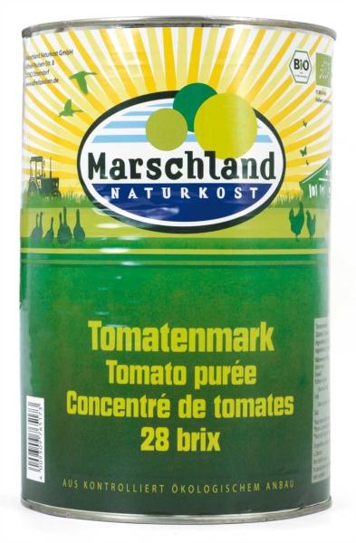 Bio-Tomatenmark 4.250 ml