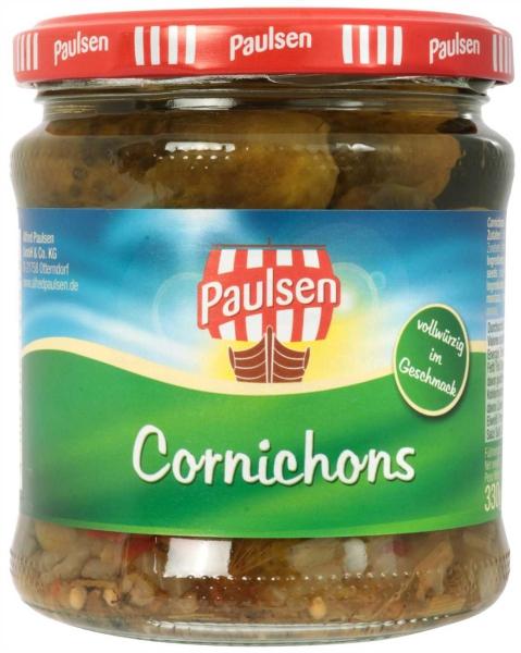 Cornichons 370 ml
