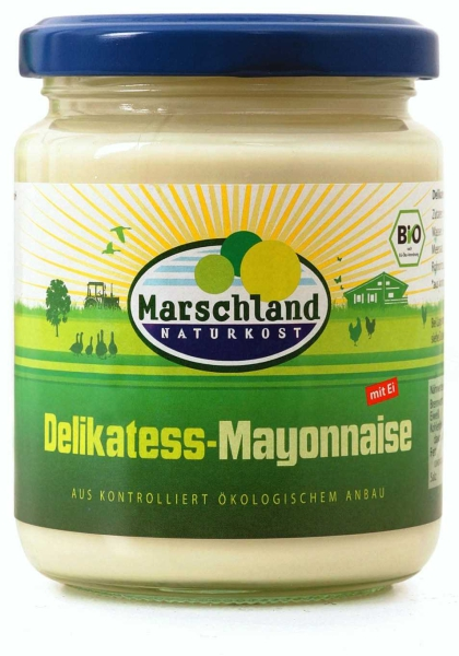 Bio-Mayonnaise 80% Fett 275 ml