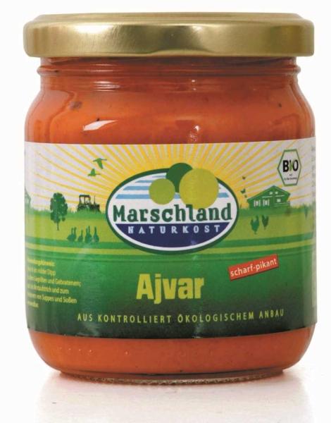 Bio-Ajvar Hot 210 ml