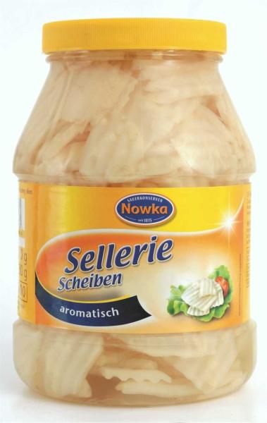 Sellerie-Scheiben 2.400 ml
