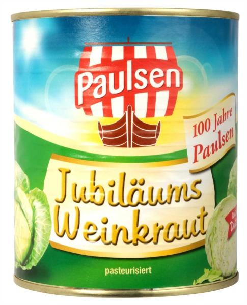 Jubiläums Weinkraut 850 ml