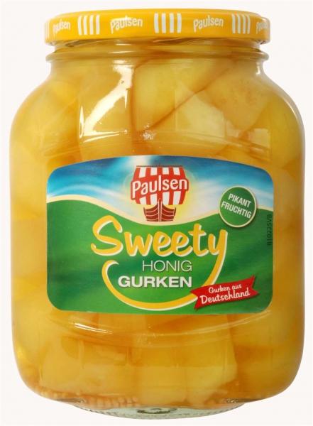 Sweety Honiggurken 720 ml