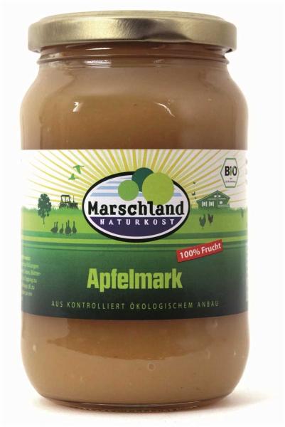 Bio-Apfelmark ungesüßt 370 ml