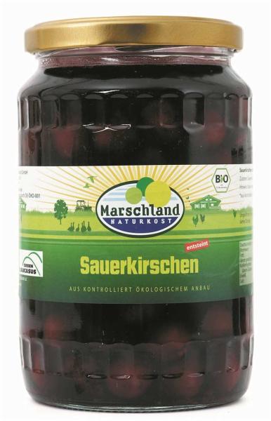 Bio-Sauerkirschen 720 ml